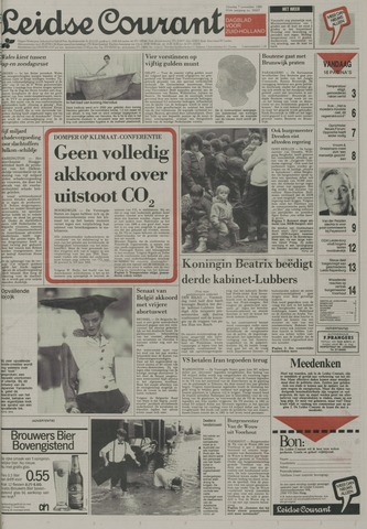 Leidse Courant 1989-11-07