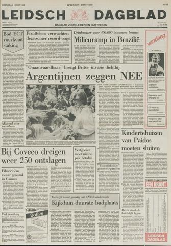 Leidsch Dagblad 1982-05-19