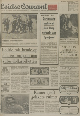 Leidse Courant 1973-04-13
