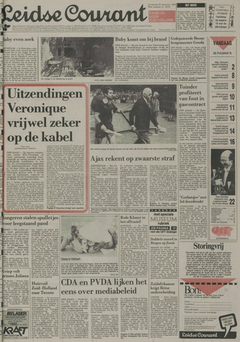 Leidse Courant 1989-09-28