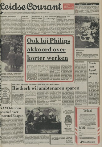 Leidse Courant 1983-03-31