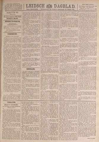 Leidsch Dagblad 1919-07-15