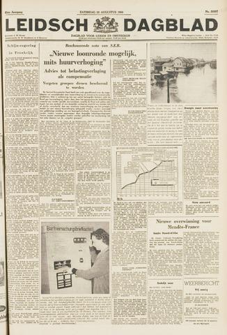 Leidsch Dagblad 1954-08-28