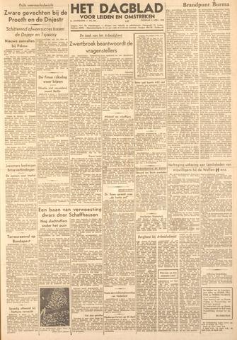 Dagblad voor Leiden en Omstreken 1944-04-04