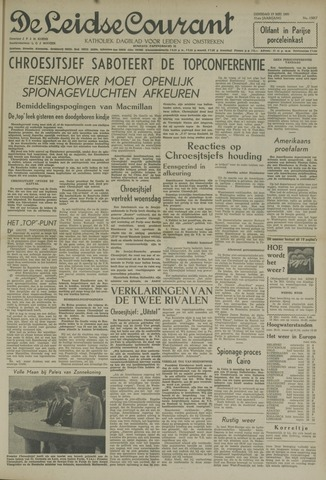 Leidse Courant 1960-05-17