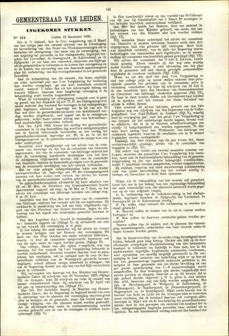 Handelingen van de Raad 1906-12-12