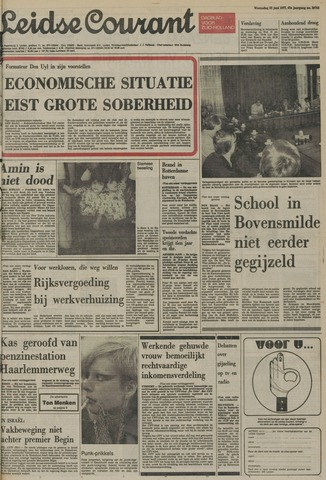 Leidse Courant 1977-06-22