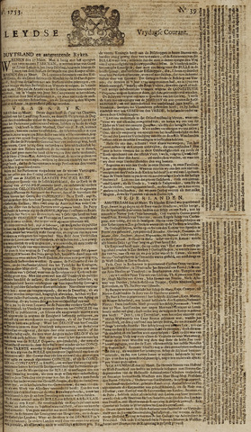 Leydse Courant 1753-03-30