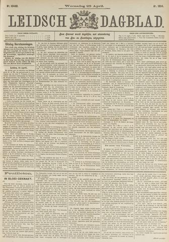 Leidsch Dagblad 1894-04-25