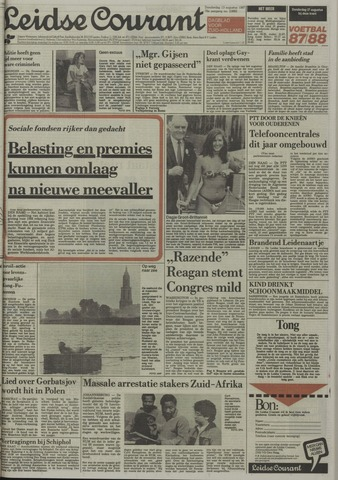 Leidse Courant 1987-08-13