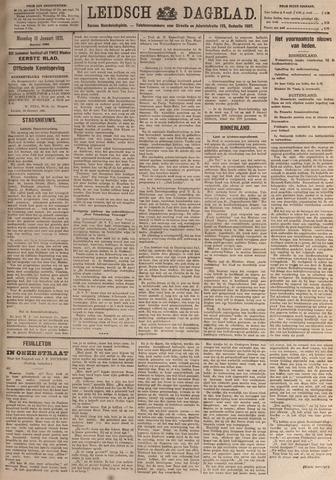 Leidsch Dagblad 1921-01-10