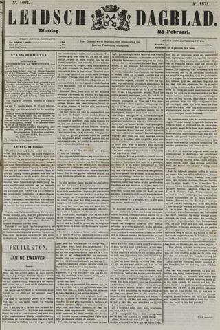 Leidsch Dagblad 1873-02-25