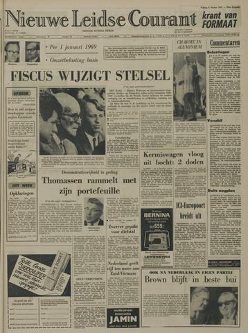 Nieuwe Leidsche Courant 1967-10-06