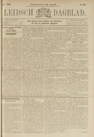 Leidsch Dagblad 1893-04-13