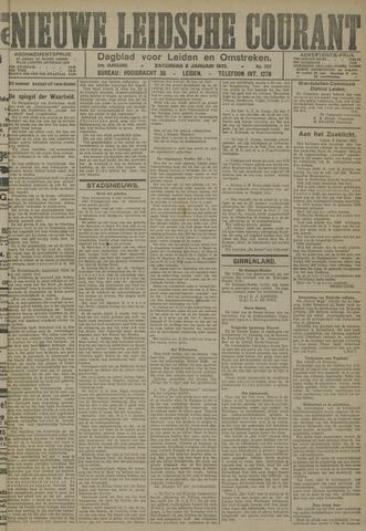 Nieuwe Leidsche Courant 1921-01-08