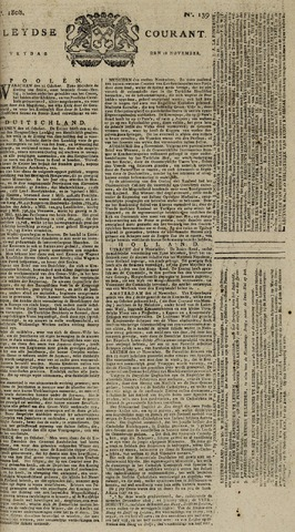 Leydse Courant 1808-11-18