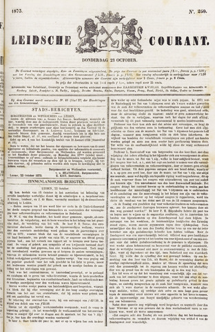 Leydse Courant 1873-10-23
