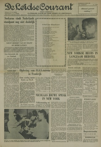 Leidse Courant 1962-05-30