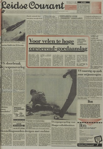 Leidse Courant 1987-07-29