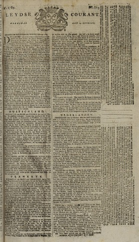 Leydse Courant 1789-10-14