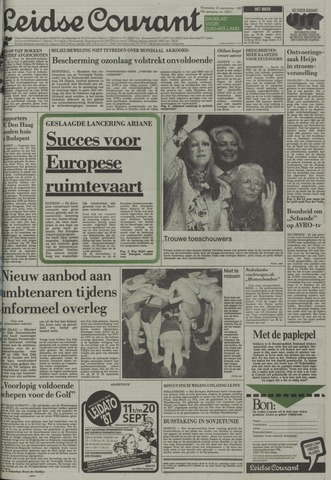 Leidse Courant 1987-09-16
