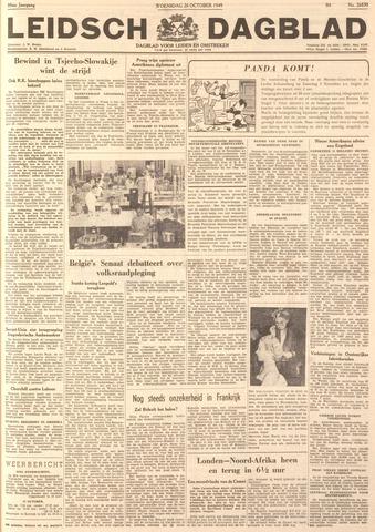 Leidsch Dagblad 1949-10-26