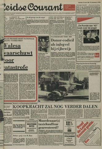 Leidse Courant 1981-03-21