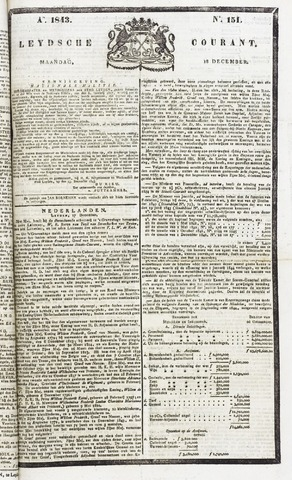 Leydse Courant 1843-12-18