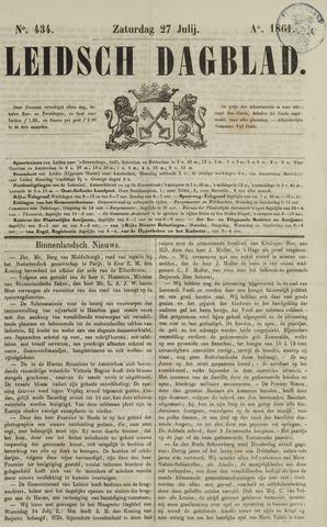 Leidsch Dagblad 1861-07-27