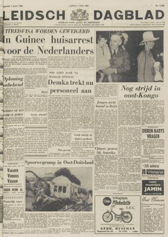 Leidsch Dagblad 1967-07-07