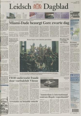 Leidsch Dagblad 2000-11-23
