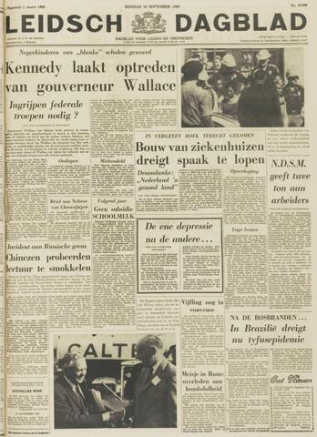 Leidsch Dagblad 1963-09-10