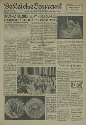 Leidse Courant 1962-10-11