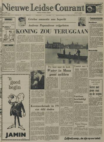 Nieuwe Leidsche Courant 1967-12-27