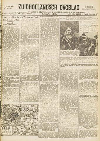 Zuidhollandsch Dagblad 1944-08-26