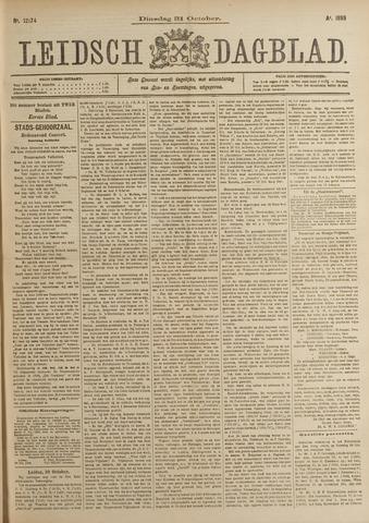 Leidsch Dagblad 1899-10-31