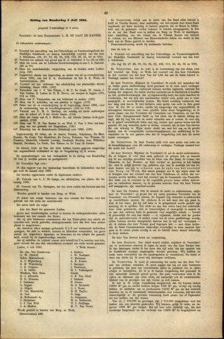 Handelingen van de Raad 1881-07-07