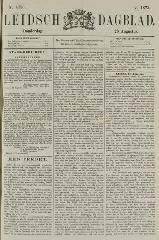 Leidsch Dagblad 1873-08-28