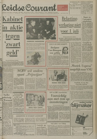 Leidse Courant 1974-02-20