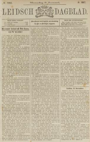 Leidsch Dagblad 1887