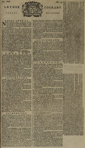 Leydse Courant 1808-08-05