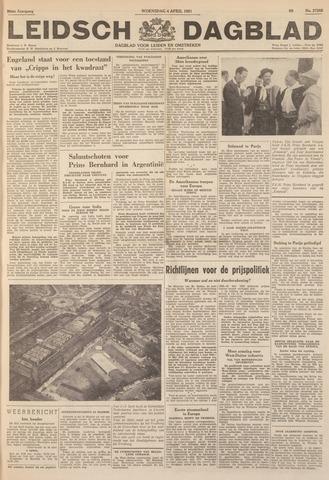 Leidsch Dagblad 1951-04-04