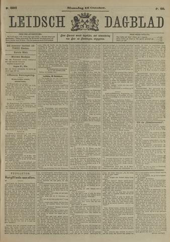 Leidsch Dagblad 1911-10-16