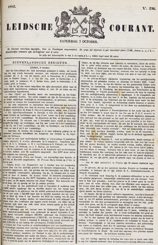 Leydse Courant 1882-10-07