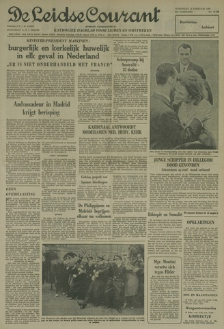 Leidse Courant 1964-02-12