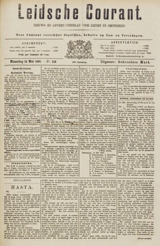 Leydse Courant 1887-05-16