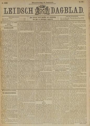 Leidsch Dagblad 1896