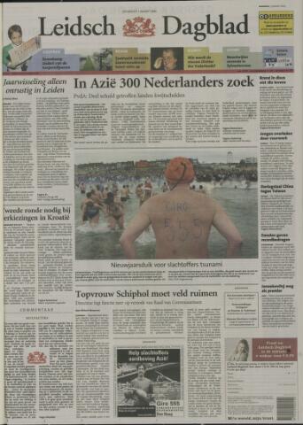 Leidsch Dagblad 2005