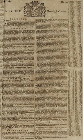Leydse Courant 1767-10-19