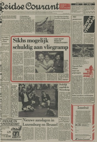 Leidse Courant 1985-06-24